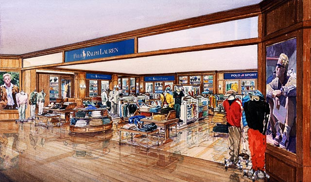 Polo Ralph Lauren Winkel Amsterdam